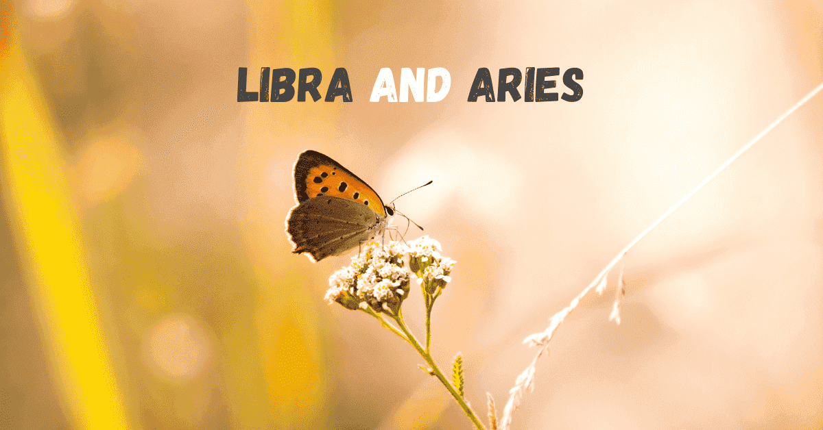Libra and Aries Compatibility